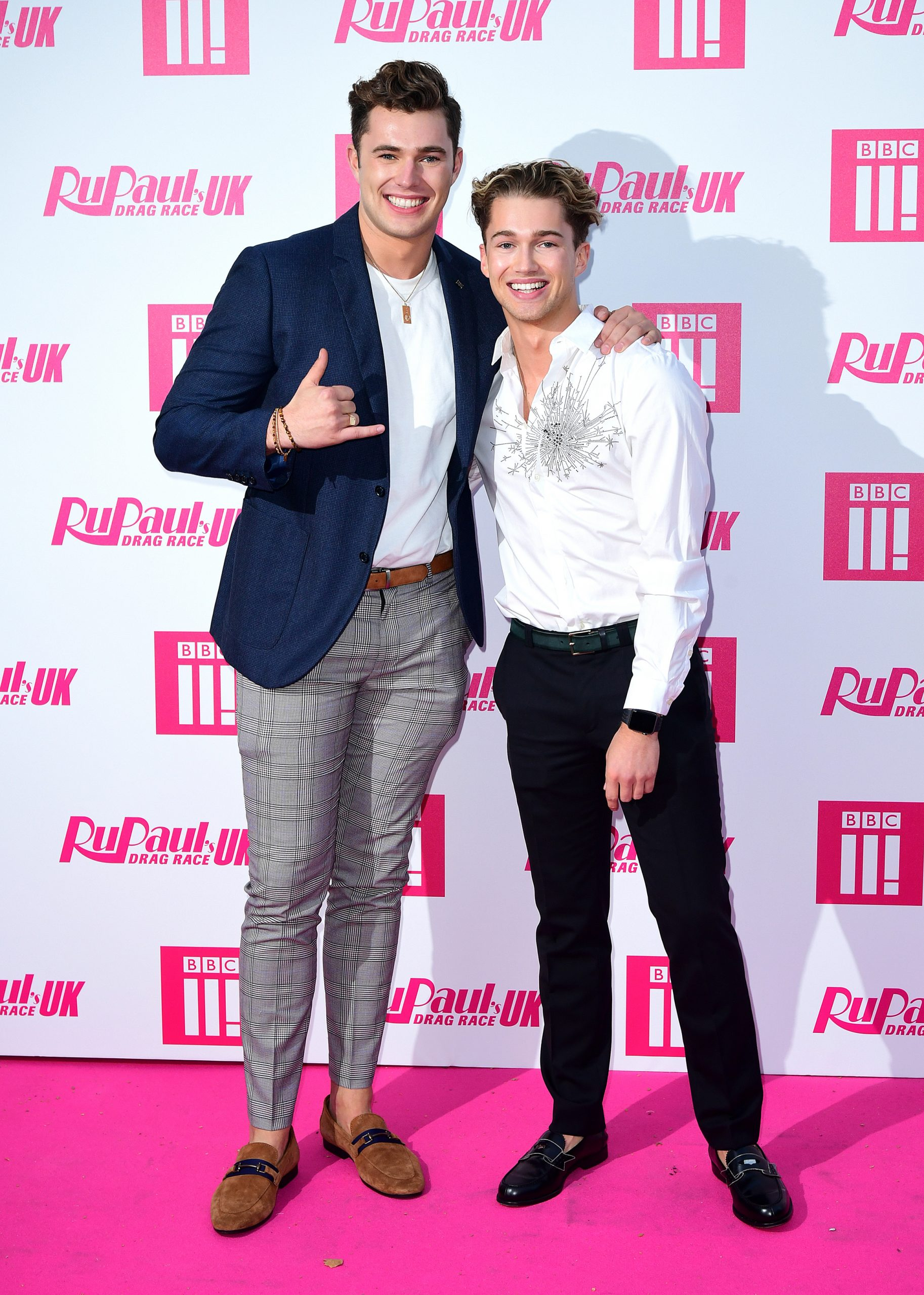 Strictly 2020: AJ Pritchard happy to not be involved in